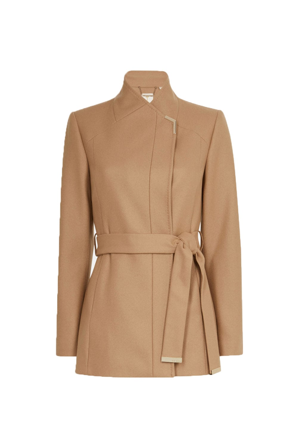 dependable performance world-wide free shipping fine quality Coat Ted Baker 156059 camel