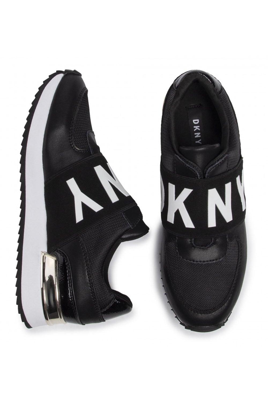 Sneakers DKNY K3988641 Μαύρο 35.5 | SQUARE